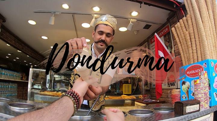 10 อาหารตุรกี Dondurma