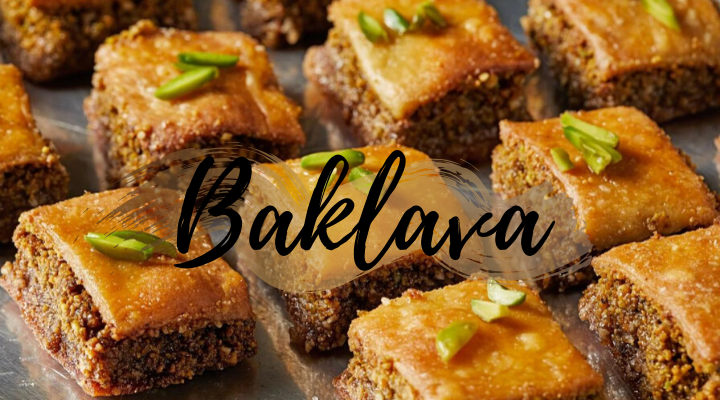 10 อาหารตุรกี Baklava