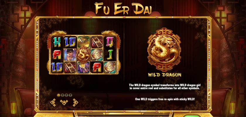FU ER DAI - features