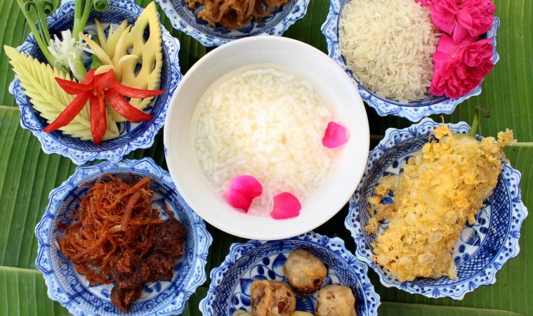 สูตรเมนูอาหารไทยโบราณ