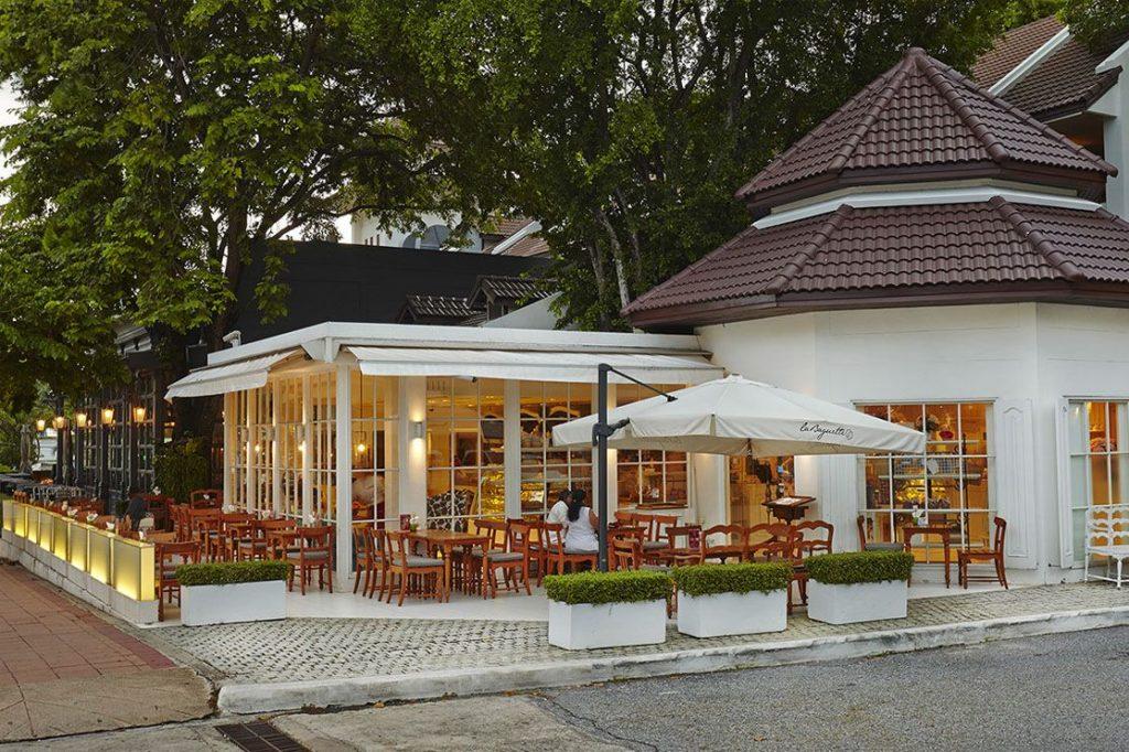 La Baguette Bakery Cafe