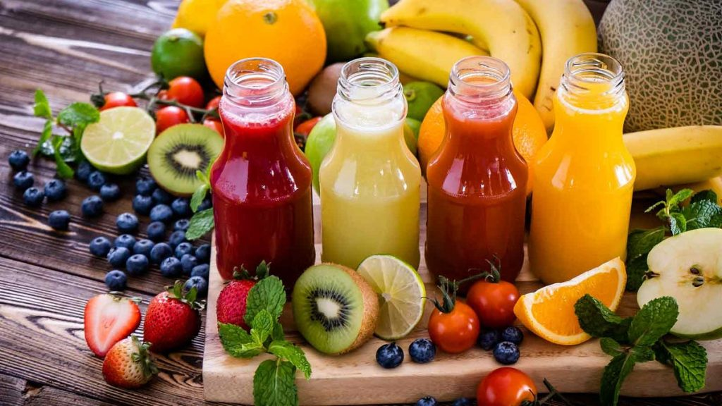 Fruit Juice อาหารที่ควรเลี่ยง ในช่วงไดเอต